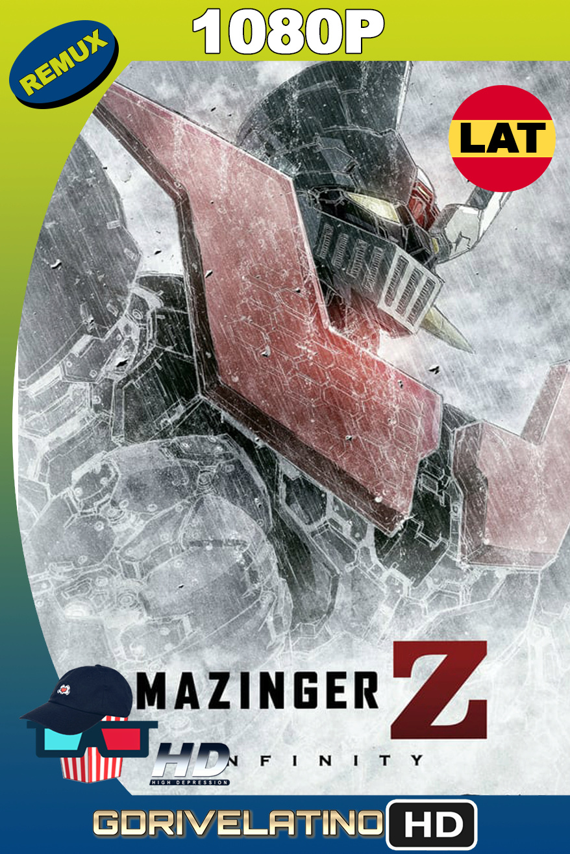 Mazinger Z: Infinity (2017) BDRemux 1080p Latino-Japones MKV