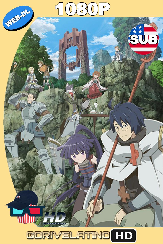 Log Horizon (2013) (Temporada 1) WEB-DL 1080p Japones MKV