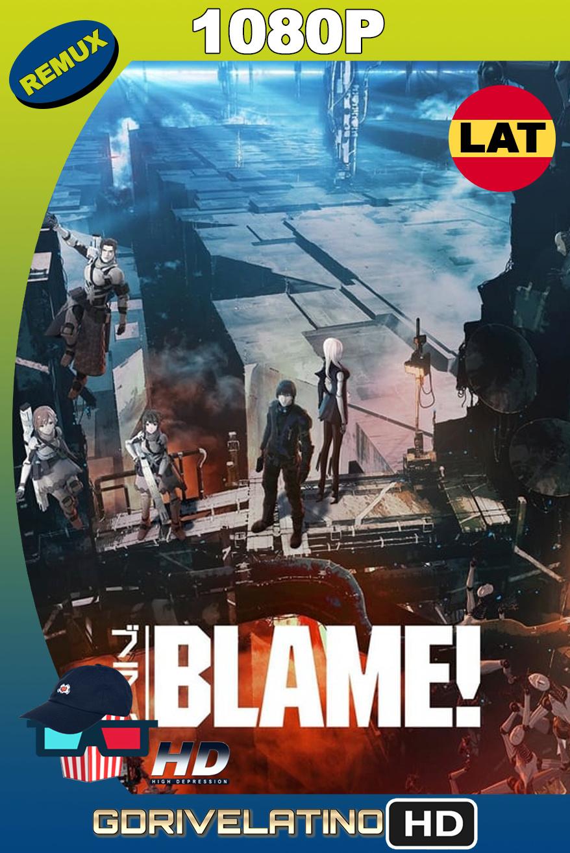 Blame! (2017) BDRemux 1080p Latino-Ingles-Japones MKV (Anime)