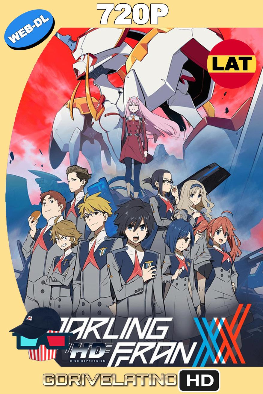 Darling in the FranXX (2018) (16/??) WEB-DL 720p Latino MKV (Anime)