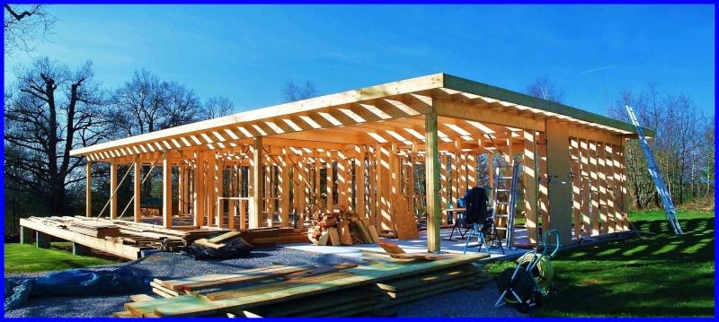 L'autoconstruction et la maison ossature bois # Autoconstruction Maison Ossature Bois