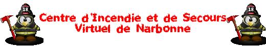 Centre d'Incendie et de Secours Virtuel de Narbonne