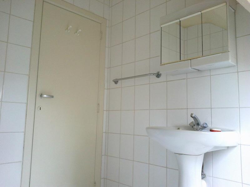 Relooking salle de bain mansard e for Relooking salle de bain