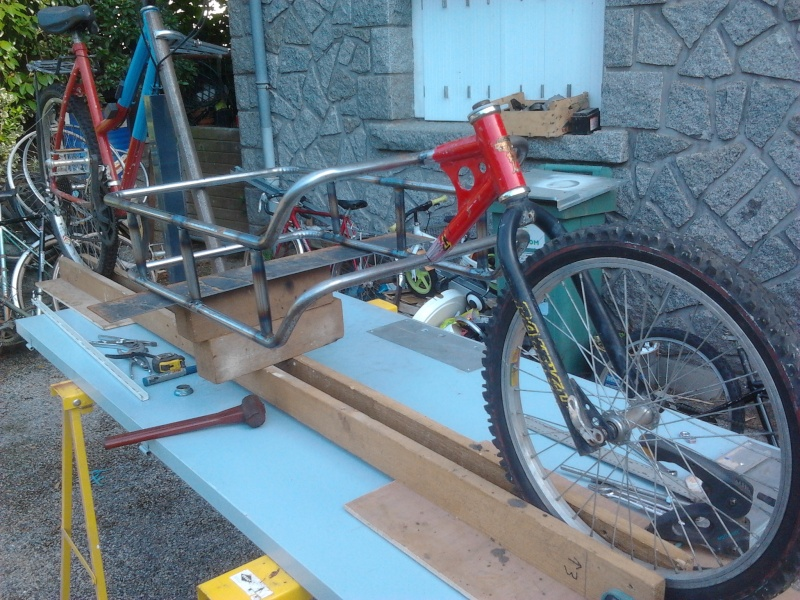 Populaire mon vélo cargo ZP57