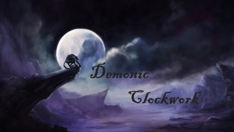 Demonic Clockwork