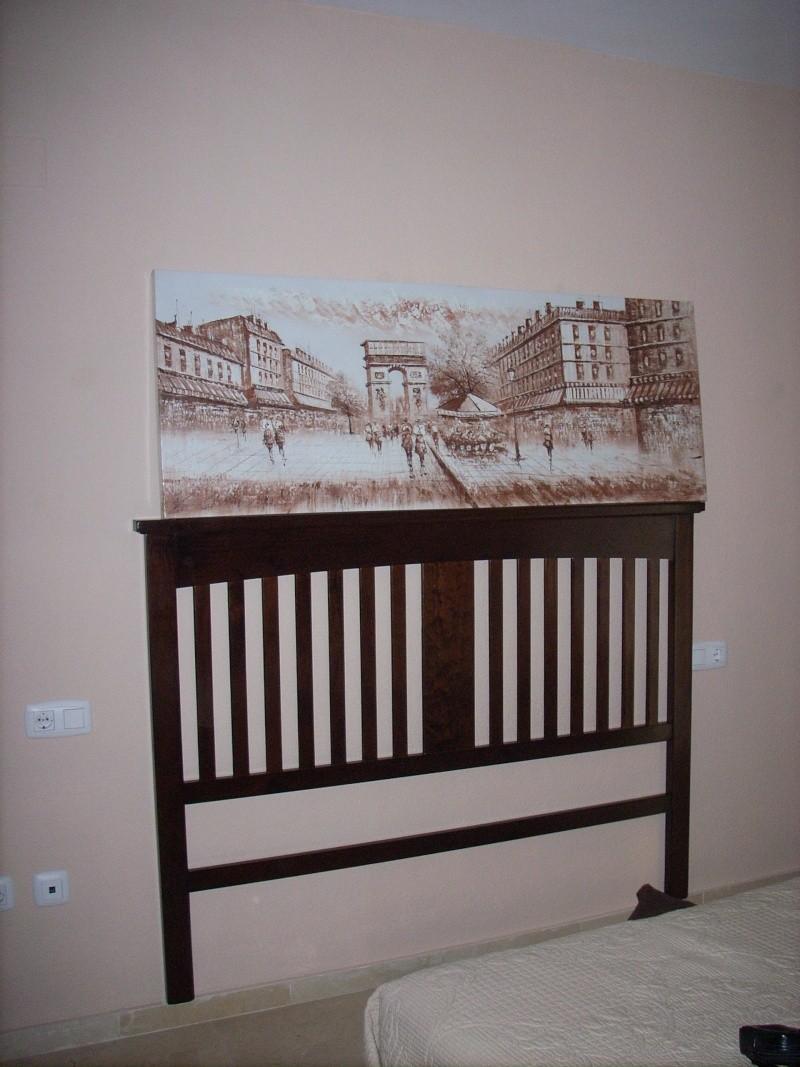 hauteur tableau t te de lit. Black Bedroom Furniture Sets. Home Design Ideas