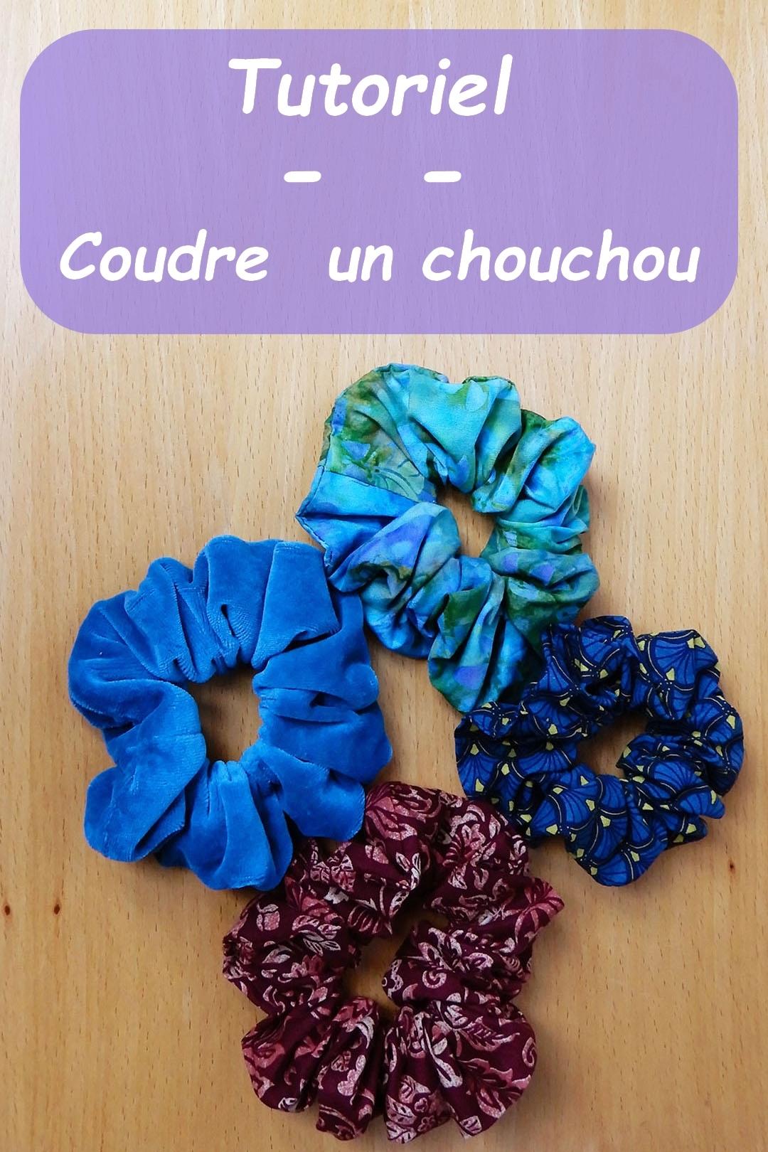 épingle pinterest - tutoriel coudre un chouchou - okrynplush.com