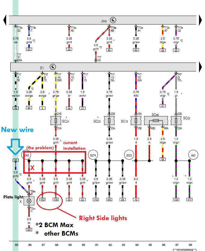 Bcm max pq25 adaptation automatic lights skoda citigovw up the connection points in the diagram for the different wires are not specified anywhere asfbconference2016 Image collections