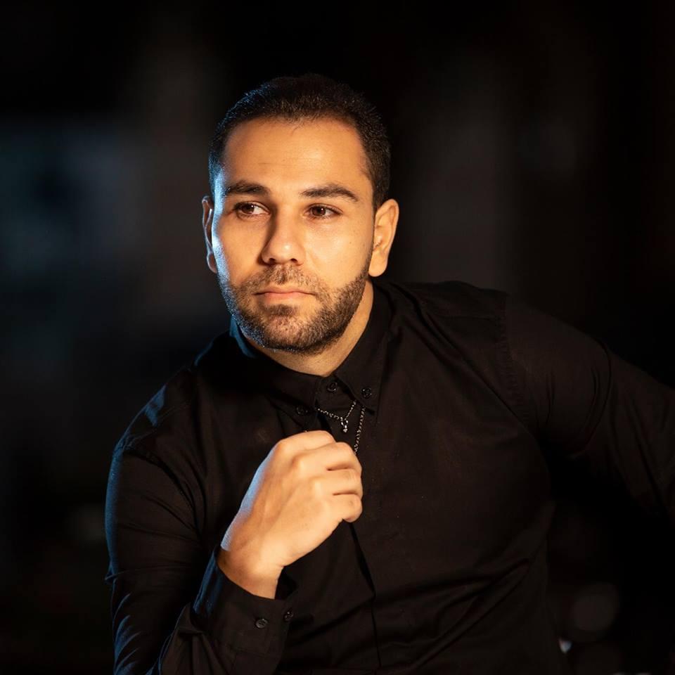 انطلاق للفنان محمود المغربي الغالي